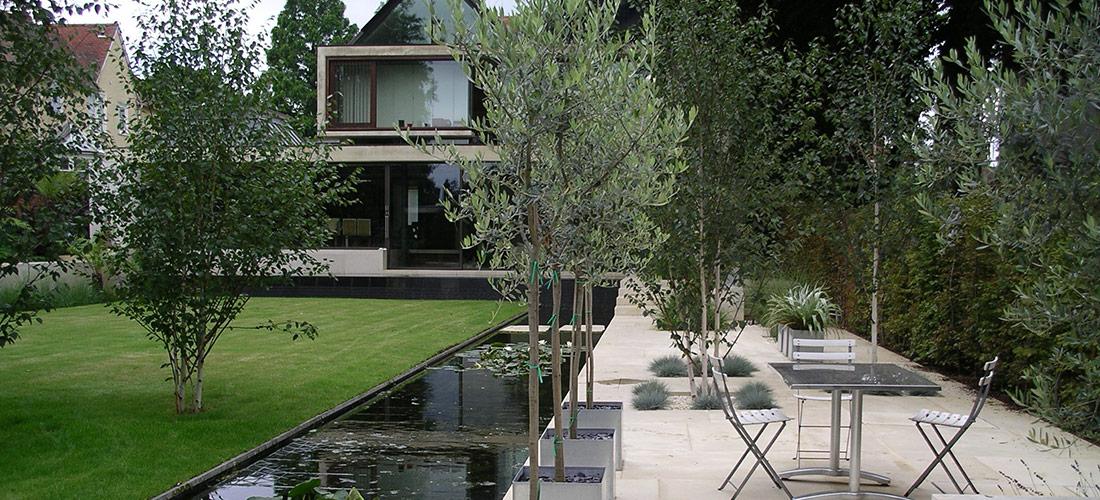 Private Garden Oxford
